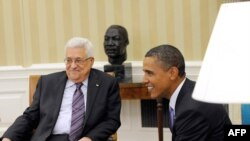 U.S. President Barack Obama held talks at the White House on September 1 with Palestinian Authority President Mahmud Abbas.