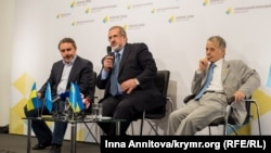 Cулдан: Ленур Ислямов, Рефат Чубаров, Мостафа Җәмилев