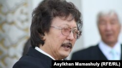 Бекен Ыбырайымов, әдебиеттанушы. Алматы, 24 қыркүйек 2012 жыл