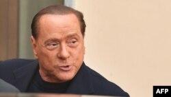 Поранешниот италијански премиер Силвио Берлускони