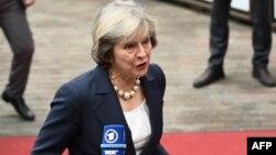 Kryeministrja e Britanisë së Madhe, Theresa May