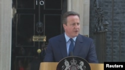 uK Prime Minister David Cameron says he will step down after the Brexit vote.