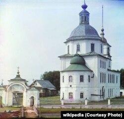 Церковь Рождества Христова, 1909 год.