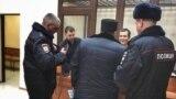Эмиль Курбединов в суде