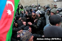 Qubada etiraz - 1 mart 2012