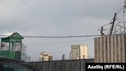 Коминың Ухта шәһәре янындагы 19нчы төрмә