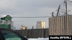 Кашапов башта Ухта шәһәрендәге 19нчы төрмәдә утырды