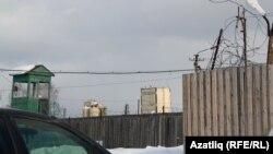 Коминың Ухта шәһәре янында Рәфис Кашапов тотылган ИК-19 төрмәсе