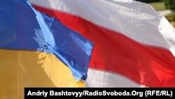 День проголошення незалежності Білорусі, Київ, 25 серпня 2011 року