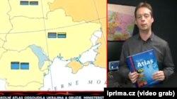 Кырым Русиянеке буларак төшерелгән атлас