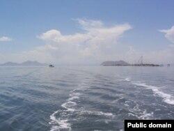 Urmiya gölü - 2004. «Gedirdik gölə, çimirdik, palçıqlanırdıq, çox gözəl olurdu...».