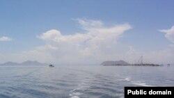 در سالهای اخیر سطح آب دریاچه ارومیه رو به کاهش نهاده است.