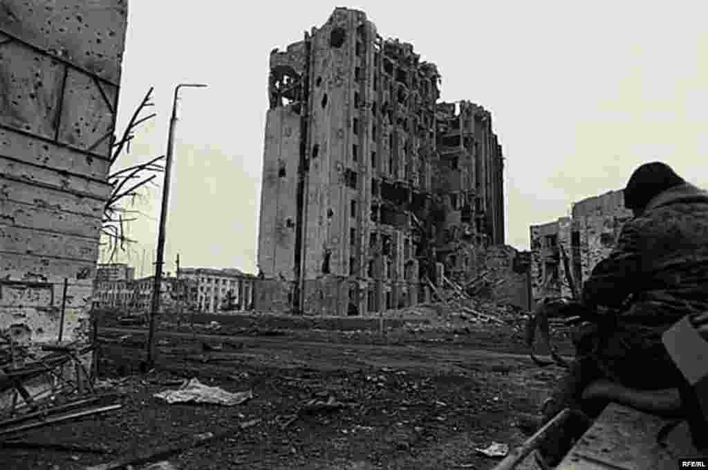 Беренче чечен сугышын фотога төшерү #10
