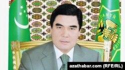 Gurbanguly Berdimuhamedow.