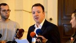 Николоски- ВМРО-ДПМНЕ ги продолжува замрзнатите односи со Пендаровски