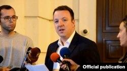 Потпретседателот на ВМРО-ДПМНЕ, Александар Николоски