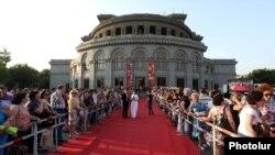 """Ermənistanda 12-ci """"Qızıl Ərik"""" kinofestivalı, 2015-ci il"""