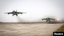 Սու-25 մարտական օդանավեր, արխիվ