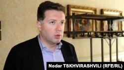 Глава НПО «Демократическая инициатива», юрист, бывший омбудсмен Грузии Георгий Тугуши