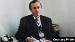 Муҳаммадсолӣ Исмоилов