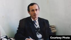 Мухаммадсоли Исмаилов, главный редактор узбекоязычной газеты «Уш садоси».