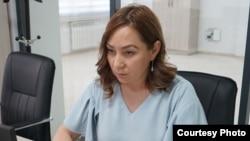 Кундуз Жолдубаева.