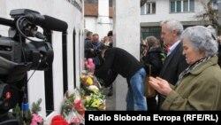Prijepolje, sjećanje na žrtve otmice u Štrpcima, foto: Danica Gudurić