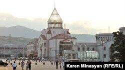 Լեռնային Ղարաբաղի Ազգային ժողովի շենքը Ստեփանակերտում, արխիվ