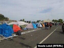 Сербсько-угорський кордон, 17 вересня 2015 року