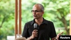 Сатья Наделла, новый генеральный директор Microsoft.