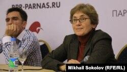 Александр Кынев и Наталья Зубаревич
