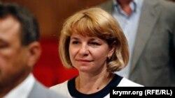Лариса Опанасюк, російський уповноважений з прав людини в Криму