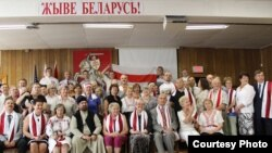 Фота Ксеніі Капыткі і Зьмітра Леановіча