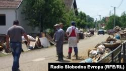 Selo Pisari kod Šamca, foto: Zoran Matkić