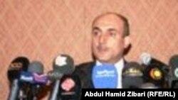 د.علي السندي وزير التخطيط في حكومة الاقليم