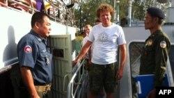 Задержание Сергея Полонского в Камбодже в декабре 2012 года