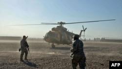 Ushtarë amerikanë në Afganistan