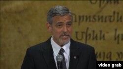 Джордж Клуні в Єревані (архівне фото)