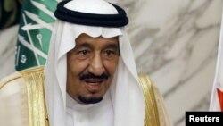 Король Саудовской Аравии Салман.