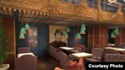 Киевдаги ўзбек ресторани