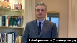 Oleg Serebrian, ambasadorul R. Moldova la Berlin