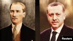 Atatürk və Erdoğan