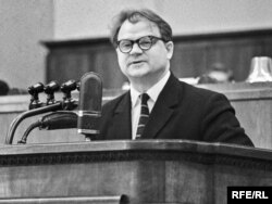 Tihon Hrenikov la al treilea Congres al Uniunii Compozitorilor din Uniunea Sovietică, la Kremlin - 26 martie 1962