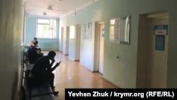 Поликлиника в Севастополе, иллюстрационное фото