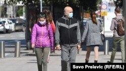 Prizor iz Podgorice, 20. mart