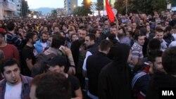 Тазоҳуроти зидди ҳукуматӣ дар Македония