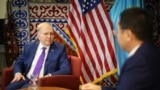 Посол США в Казахстане Уильям Мозер. Нур-Султан, 11 октября 2019 года