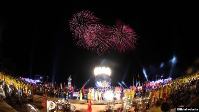Таджикские спортсмены завоевали 3 медали на IV пляжных Азиатских играх в Тайланде