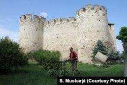 La săpăturile arheologice de la Soroca (Foto: S. Musteață)