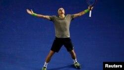O'zbekistonning birinchi qaramli tennischisi Denis Istomin